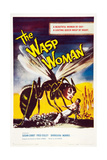 The Wasp Woman Posters