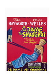 The Lady from Shanghai Prints