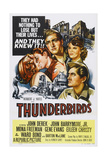 Thunderbirds Print