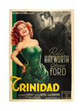 Affair in Trinidad Posters