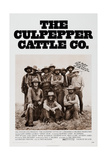 The Culpepper Cattle Co. Print