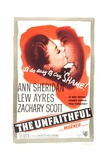 The Unfaithful Prints