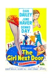The Girl Next Door Posters