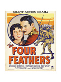 The Four Feathers Art