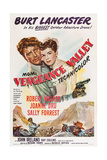 Vengeance Valley Posters