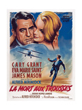 North by Northwest Affiches