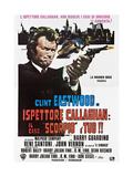 Dirty Harry (aka Ispettore Callaghan: Il Caso Scorpio E' Tuo!!) Posters