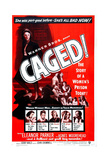 Caged Posters