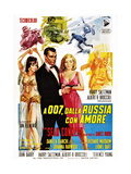 From Russia with Love (aka Desde Rusia Con Amor) Affiches