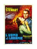 The Man from Laramie Plakater