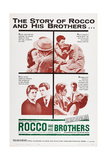 Rocco and His Brothers Prints