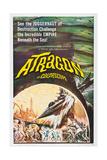 Atragon Posters