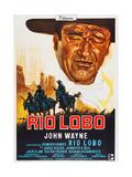 Rio Lobo Prints