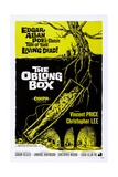 The Oblong Box Prints