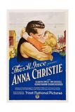 Anna Christie Print