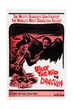Billy the Kid vs Dracula Art
