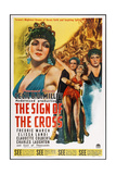 The Sign of the Cross Posters