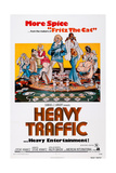 Heavy Traffic Prints