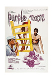 Purple Noon Prints