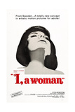 I, A Woman Posters