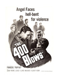 The 400 Blows Posters