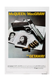 The Getaway Posters
