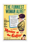 Murder at the Gallop Art