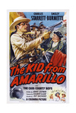 The Kid from Amarillo Prints