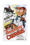 Thundering Caravans Posters