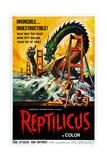 Reptilicus Posters