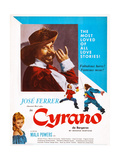 Cyrano De Bergerac Posters