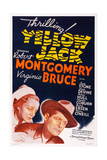 Yellow Jack Poster