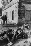 Russian Teenagers Receive Bazooka Training During World War 2 Fotografía