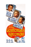 Gentleman's Agreement Reprodukce