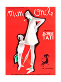Mon Oncle Posters