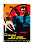 Magnum Force (aka Una 44 Magnum Per L'Ispettore Callaghan) Posters