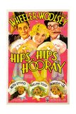 Hips, Hips, Hooray Posters