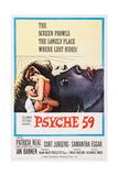 Psyche 59 Plakat