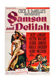 Samson and Delilah Prints