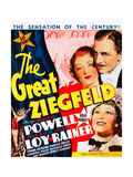 The Great Ziegfeld Posters