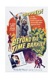 Beyond the Time Barrier Prints