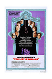 Ten Little Indians Plakater