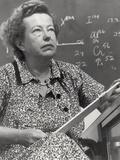 Dr. Maria Goeppert Mayer Photo