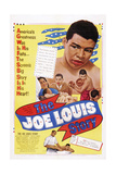 The Joe Louis Story Posters