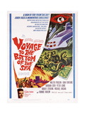 Voyage to the Bottom of the Sea Prints