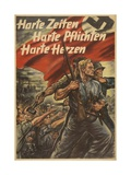 German World War 2 Poster Julisteet