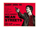 Mean Streets Posters
