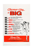 Georgy Girl Posters