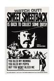 Sweet Sweetback's Baadasssss Song Print