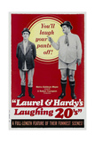 Laurel and Hardy's Laughing 20'S Art